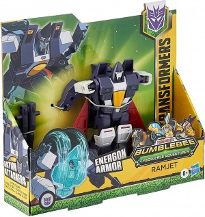 Video review for Cyberverse Ultra Class Ramjet