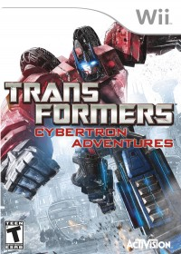 Transformers News: Amazon.com Deal of the Day for Tuesday 8 / 3 - Transformers: Cybertron Adventures