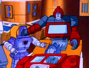 Sunbow Transformers 'Divide and Conquer' - Original Audio
