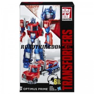 Transformers Generations Cyber Series Line: Pre-orders up at Robot Kingdom