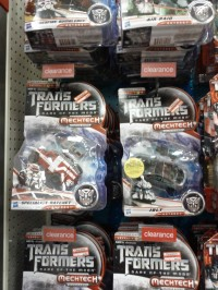Transformers News: Transformers DOTM Deluxes on Clearance at Target