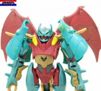 Pictorial Reviews: Transformers Prime Beast Hunters Deluxe Wave 2 Ripclaw & Starscream