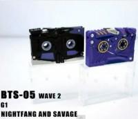 BTS-05 Wave 2 Savage and Nightfang Video Review