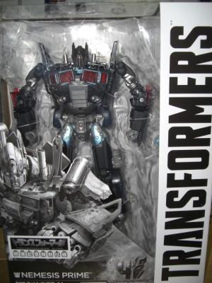 Transformers News: TFExpo 2014 Japan Exclusives Nemesis Grimlock,  Nemesis Prime,  and G1 Color Slug