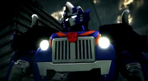 Transformers News: Q-Transformers 'Mystery of Convoy' Intro