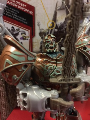 Pictorial Review of Transformers: The Last Knight Mission to Cybertron Skullitron