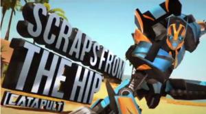 Transformers: Universe Catapult Teaser