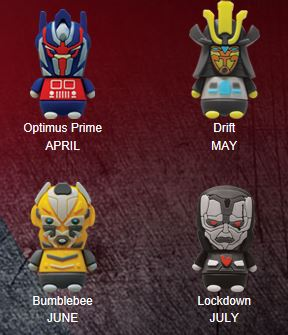 Transformers News: Singapore Based UOB Online Banking Service's Age Of Extinction Promotional Campaign Flash Drive Images