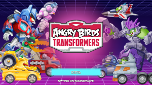 Rovio Angry Birds Transformers - Now Available on iOS Devices
