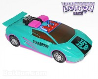 Transformers News: Botcon 2010 - First Decepticon Revealed