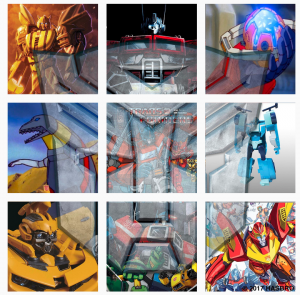 Reveal Your Shield Week - Autobot Day