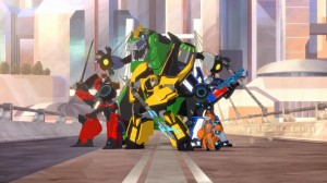 Transformers News: Robots in Disguise 2015 Season 1 Episodes 1-13 on UK Netflix