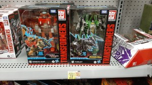 Transformers Studio Series Thrust Available Online + Found with Wreck-Gar in US Stores