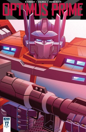Double Review of IDW Transformers Optimus Prime #17 & #18