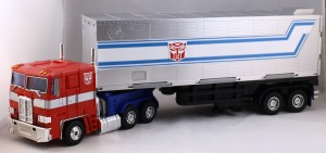 Hasbro Transformers Masterpiece MP-10 Optimus Prime Images and Comparisons to Previous Releases
