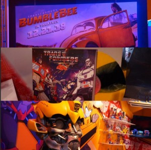 Toy Fair 2018 - Gallery of Miscellaneous Transformers Products; Bumblebee Movie Poster, Vinyl Records, My Little Pony, More #HasbroToyFair #NYTF