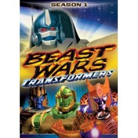 Transformers News: Cover Art Revealed for Upcoming Beast Wars Boxed Set