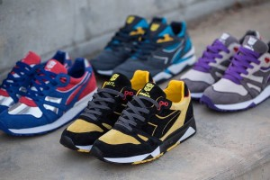 BAIT x Transformers x Diadora Shoe Line Featuring Optimus, Bumblebee, Soundwave, Megatron