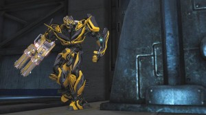 Transformers News: Transformers: Rise of the Dark Spark New In-Game Bumblebee Image