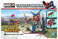 Transformers News: Daniel Witwicky and Energon Kicker Kreons Featured in Upcoming Kre-O Beast Hunters Sets