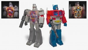 Dr Wu DW-P27 ONLY HUMAN Mini Figure Set of 4 For Transformers Optimus Prime Deco