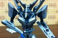 Transformers News: Transformers Prime Deluxe Starscream Video Review