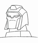 Transformers News: Unused Transformers Animated Designs