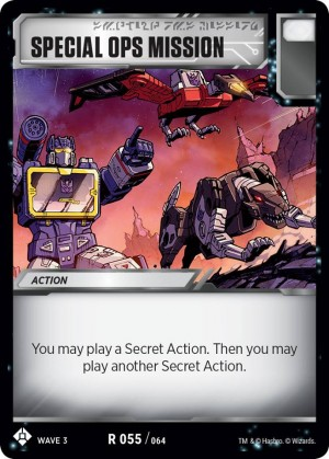 Detailed Description and Strategies of New Mechanics and Cards for Transformers Trading Card Game