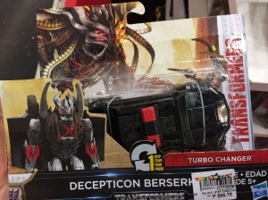 Transformers News: Some Wave 2 Transformers: The Last Knight Toys Found at Filipino retail