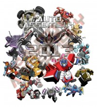 Transformers News: Geoff Senior Confirmed for Auto Assembly 2013