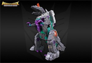 New Stock Images for Transformers Titan Class Legends LG-43 Dinosaurer (Trypticon)