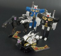 Transformers News: New Galleries: Encore #15 - Great Cassette Operation Vol 1