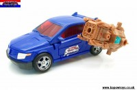 Transformers News: Pictorial Review: Takara Tomy Transformers Prime Arms Micron AM-31 Frenzy