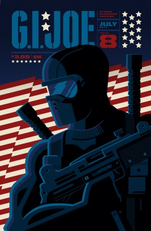 Transformers News: IDW Hasbro Universe - 3-Page Preview for GI Joe #8 - #TCJHU