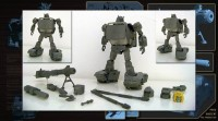 iGear Offers Prototype of PP-04 New Cliffjumper