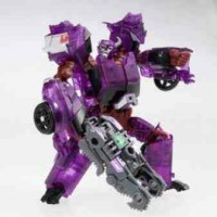 Transformers News: Official Images of Takara's AM-08 Terrorcon Cliffjumper, AM-09 Soundwave, EZ-08 Bulkhead, and EZ-09 Arcee