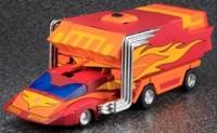 Takara Transformers Website Update: MP-09 Rodimus Convoy