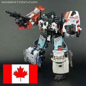 Transformers Combiner Wars Wave 3 Spotted In Canada