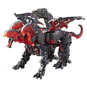 Final Product Images for Transformers: The Last Knight Dragonstorm, Voyager Scorn, and AS Optimus