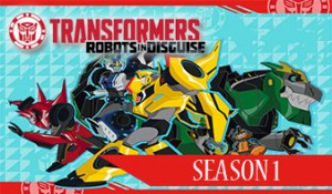 The Official Transformers: Robots In Disguise Bios Are Now Online