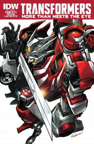 Transformers News: Transformers: More than Meets the Eye #41 Review