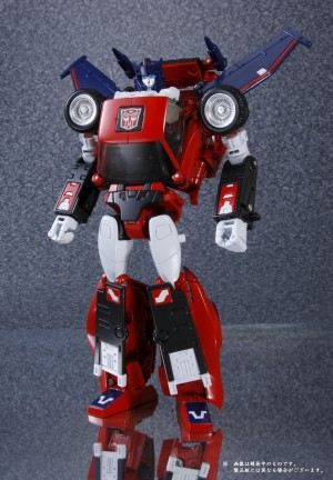 Transformers News: New images of Takara Tomy Transformers MP-26 Road Rage