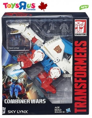 Transformers Combiner Wars: Skylynx, Onslaught, & Scattershot Listed At ToysRus.ca