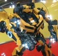 Transformers News: Takara Transformers Masterpiece Movie 02 - Bumblebee