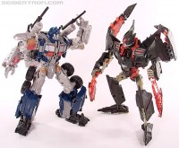 New Toy Galleries: Mindwipe and Defender Optimus Prime