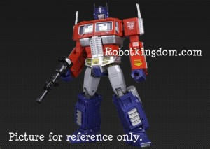Transformers News: ROBOTKINGDOM .COM Newsletter #1266