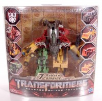 Transformers News: Wal-Mart Exclusive Legends Class Devastator out in US