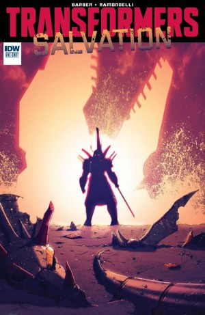 Full Preview for IDW Transformers: Salvation