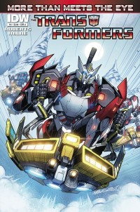 Transformers News: IDW Transformers Solicitations for April 2012