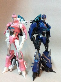 Transformers Prime First Edition Deluxe Arcee Images